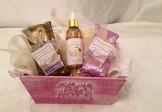 Aromatherapy Spa Gift Basket